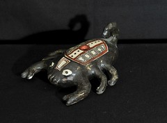 Pottery Scorpion Alacran Ecuador Kichwa (Teyacapan) Tags: alacran scorpion barro clay folkart ecuador amazonian pottery quichua kichwa insects selva southamerican