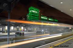 22019 arrives at Heuston, 20/3/17 (hurricanemk1c) Tags: railways railway train trains irish rail irishrail iarnród éireann iarnródéireann dublin heuston 2017 22000 rotem icr rok 4pce 22019 1935newbridgeheuston