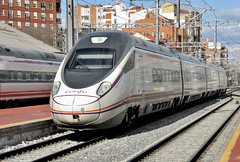 REGIONAL ALTA VELOCIDAD (Andreu Anguera) Tags: tren altavelocitat automotor eléctrico serie114 avant valladolidcampogrande andreuanguera