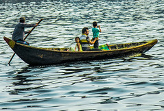 Happy Boating (Shahriar Arifin) Tags: boat bangladesh beauty boatman river buriganga water boating family tarveling