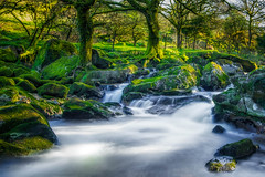 The River Plym (Rich Walker75) Tags: river riverplym rivers landscape landscapes landscapephotography longexposure longexposures longexposurephotography water waterfall plymouth dartmoor devon uk england canon eos100d efs1585mmisusm eos