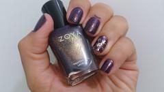 Sansa - Zoya + BP-L016 (Raabh Aquino) Tags: unhas roxo esmalte zoya sansa nails nailpolish naillacquer purple