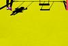 Altalenando (meghimeg) Tags: 2017 ventimiglia altalena swing giallo yellow bimba geld girl