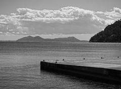 Solitude (jaume 74) Tags: blackwhite bw solitude blanco negro blackandwhitephotography blancoynegro sea quiet dontmove