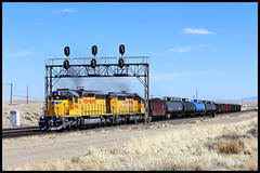 UP 1841 (golden_state_rails) Tags: up union pacific sd40n sd402 emd new runner rawlins wy wyoming laramie subdivision overland route