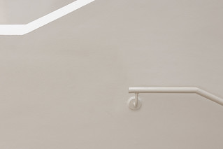 White handrail III