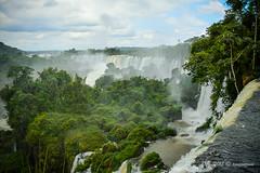 Desde el rio (Angela MGM) Tags: parquenacionaliguazú brasil argentina iguazú naturaleza landscape paisaje agua cascada viaje lugares travel natural