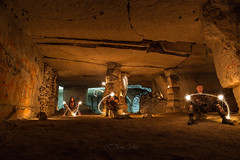 Underground (khan.Nirrep.Photo) Tags: carrière career exploration exploring lumière urbex