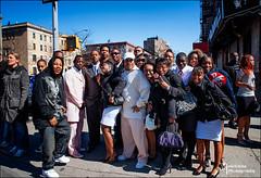 Easter in Harlem II (Melchita) Tags: streetphotography street streetcolor streetphotographycolor streetscenes colorphotography urbanphotography urbanlife urbanscenes newyork melchita
