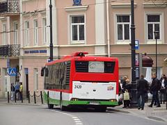 Autosan Sancity M12LF, #2420, MPK Lublin (transport131) Tags: bus autobus ztm lublin autosan sancity m12lf mpk