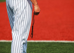 Stopwatch (RPahre) Tags: baseball coach stopwatch copyrighted robertpahrephotography donotusewithoutpermission