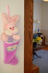 Easter (ssfaulkn) Tags: rabbit easterbunny stocking