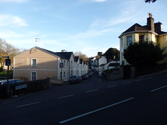 Torquay Blue Tile Street Signs (wirewiper) Tags: bluetile torquay torbay devon