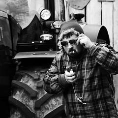 Just..... (Claudio Taras) Tags: claudio contrasto nikon street streetshot shadow bw bokeh biancoenero bokehlicious black monocromo monochrom portrait people persone digital
