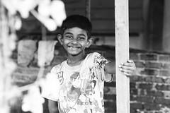 Happy soul, a genuine smile (jeslynooishiyun) Tags: genuine happy soul feeling village kid simple joy kampung streetphotography