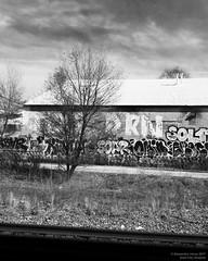 Soar (goofcitygoof) Tags: picmonkey septa graffiti