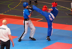 Campeonato de Kick Boxing Tatami (dlmanrg) Tags: kick boxing tatami kickboxing patada