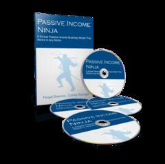 Passive Income Ninja Review – How To Drive Free Traffic The RIGHT Way (Sensei Review) Tags: internet marketing passive income ninja bonus download fergal downes free reviews
