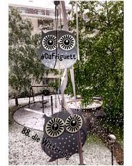 Als #Witterung wird eine abgrenzbare, für die jeweilige #Jahreszeit typische #Abfolge der atmosphärischen #Zustände in einem #Gebiet bezeichnet.  (https://instagram.com/p/BTH-qWGAdl_/) (rinata.from) Tags: witterung jahreszeit abfolge zustände gebiet