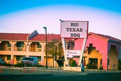Big Texas BBQ (Thomas Hawk) Tags: albuquerque bigtexasbbq newmexico route66 rte66 usa unitedstates unitedstatesofamerica restaurant fav10