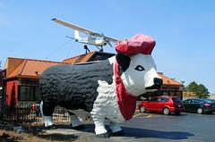 Final Approach Restaurant, Milwaukee (Cragin Spring) Tags: roadside steer beef plane restaurant finalapproach finalapproachrestaurant midwest milwaukee milwaukeewi milwaukeewisconsin wisconsin wi urban city unitedstates usa unitedstatesofamerica