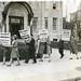 Protest Hungarian fascism: 1929
