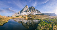 Natural (@hipydeus) Tags: dolomites dolomiten mountains landscape nature reflections spring