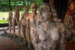 La briqueterie - Langueux (Oric1) Tags: poupée doll musée museum bretagne breizh brittany langueux art étrange strange moderne modern expo exposition anne bothuon ouate tartalane broderie labarbiequiestennous nude nu man woman homme femme