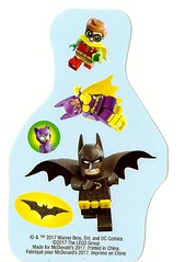 McDonald's Happy Meal April  2017 Batman Australia (hytam2) Tags: mcdonalds happymeal april 2017 batman australia