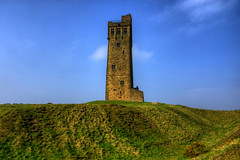 """VICTORIA TOWER, CASTLE HILL, HUDDERSFIELD, WEST YORKSHIRE. (ZACERIN) Tags: """"victoria tower"""" """"castle hill"""" """"huddersfield"""" """"west yorkshire"""" """"history of victoria """"pictures """"turreted """"zacerin"""" """"christopher paul photography"""" """"monument"""" """"monuments"""" towers"""" """"towers"""" """"tower in huddersfield"""" hill """"queen victoria"""" """"60th anniversary queen victorias reign"""" """"towers uk ireland only"""""""