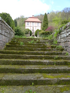 Frauenalb - Klosterruine /Albtal (Nord-Schwarzwald)