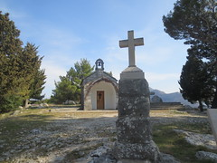 Crkva sv.Jurja - St.George church (Hirike) Tags: church crkva croatia hrvatska dalmacija omiš poljica gata