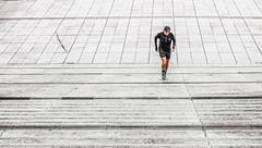 108-Steps.jpg (+Pattycake+) Tags: fitness runner liverpoolmetropolitancathedral 108steps energy upwards liverpool naturalselectivecolour