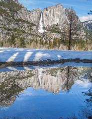 Top and Bottom (DocNordic) Tags: yosemite yosemitenationalpark nationalpark california sierranevada mountain valley yosemitevalley johnmuir worldheritagesite granitecliffswaterfalls sequoias lakes biologicaldiversity