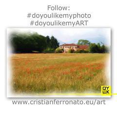 Cascina (Cristian Ferronato) Tags: quadro pittura