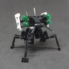 Revenant 2R (Vitor O S Faria) Tags: mecha mech lego mobileframe mobileframezero battlemech revenant mfz mf0 battletech