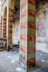 Genoa - Piazza Banchi - San Pietro in Banchi (bautisterias) Tags: italy italia liguria riviera ligurie genova genoa gênes zêna d750