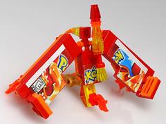 Moltron (Baron Julius von Brunk) Tags: boy game lego nintendo transformers pokemon gameboy moc brunk moltres
