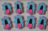 Nail Polish Bottles (Songbird Sweets) Tags: cookies nailpolish songbirdsweets