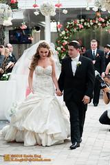 Pauline and Daniel's Wedding (NYC Wanderer) Tags: nyc wedding newyork bride ceremony marriage longisland jewish gown bridal chateaubriand carleplace