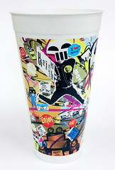 4 |  | SF Cinema | CMYK Screen Printing Cup SF Movie Enjoy (HK Printing) Tags: wood pet cup promotion metal pen design pc bucket bottle factory quality pad silk free ps screen plastic pa printing pe abs premium pvc pp nontoxic  worldclass cmyk ontime valueadded babyfeed foodcontainer  heavyindustrial  2                        4