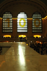 Grand Central Station 100 centenial (socalgrip) Tags: street nyc newyorkcity sunset people food sun streetart newyork cars church water colors bike train buildings subway cityscape skyscrapers walk streetphotography timessquare hudsonriver cabs groundzero hellskitchen newyorkers cabbies thebigapple newyorkstreetart potography oneworldtradecenter pershingsquarecross