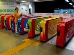 2013-FIFA-CONFEDERATIONS-CUP-UNDERGROUND-SUBWAY-DECORATION-COCA-COLA (roitberg) Tags: riodejaneiro cola fifa coke cocacola coca confederationcup copadasconfederaoes