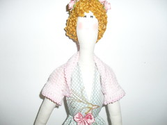 TILDA (SILVIA FERREIRA OFICINA DO FUXICO) Tags: boneca patchwork tilda oficinadofuxico silviaferreira