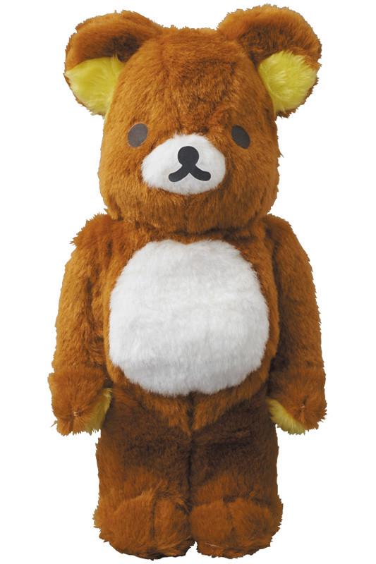 拉拉熊!YOU溝洗力~ 400 %「布偶裝拉拉熊」登場!