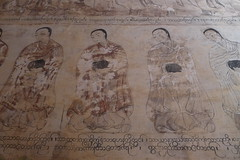 Sulamani Pahto (10b travelling) Tags: brick art temple mural asia asien southeastasia burma myanmar asie southeast birma fresco templo bagan indochine tempel birmanie sulamani 2011 pahto minnanthu  sulamanipahto iptcbasic