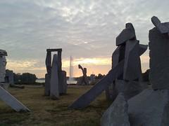 Beautiful Ada Ciganlija (salemax) Tags: serbia belgrade sculptures beograd srbija adaciganlija skulpture flickrandroidapp:filter=none
