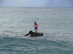 Waimea Bay (zodia81) Tags: ocean sea hawaii northshore waimeabay rockjumping