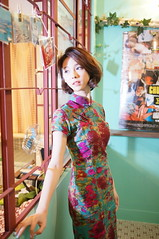 DSC04616 (rickytanghkg) Tags: portrait woman beauty female asian model chinese young taiwan 70s