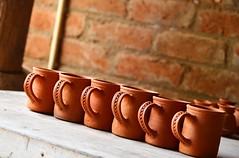 Cups (Ajinhari) Tags: india cups clay chennai tamilnadu dakshinchitra nikond7000 d7000nikkor ajinhari nikkor55200mmafsdx
